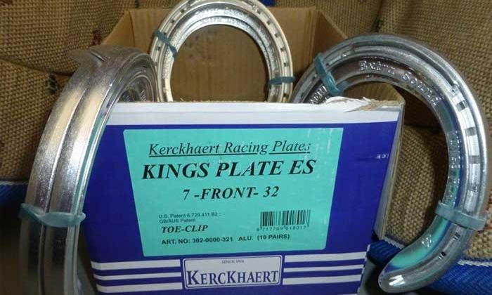 Kerckhaert Race Plates